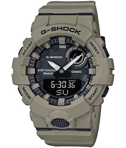 [カシオ] 腕時計 ジーショック G-SQUAD Bluetooth 搭載 GBA-800UC-5AJF メンズ