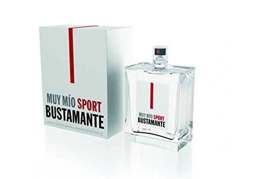 BUSTAMANTE Muy Mio Sport Agua de Colonia, 100 ml