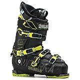 Dalbello PANTERRA 100 MS Black/Acid Yellow Botas de esquí, Hombre, Negro, 25,5