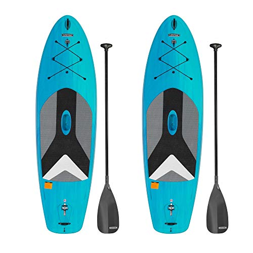 Lifetime 91014 Horizon 100 Stand-Up Paddleboard, 2 Pack, Paddles Included, 10 feet
