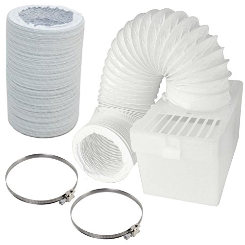 White Knight Compatible TUMBLE DRYER INDOOR CONDENSER VENT KIT NEW
