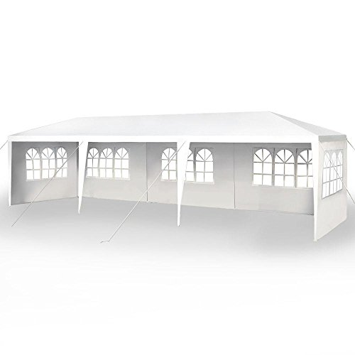 10'x30' Party Wedding Outdoor Patio Tent Canopy Heavy Duty Gazebo Pavilion -5