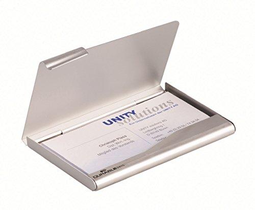 Durable 2415/23 - Tarjetero de aluminio