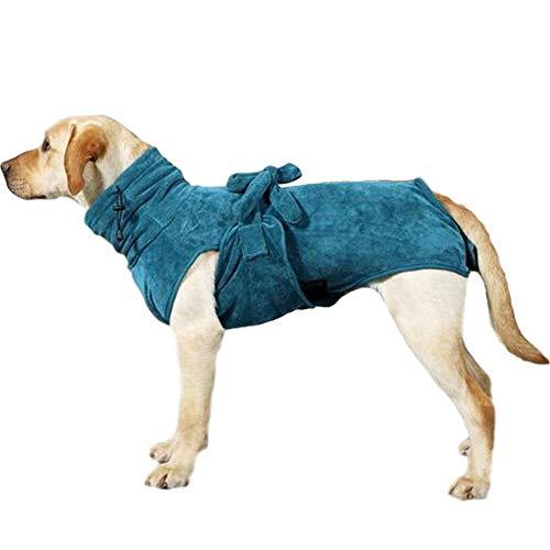 Conocimos Hunde-Bademantel, Badetuch, stark saugfähig, schnell trocknend, für...