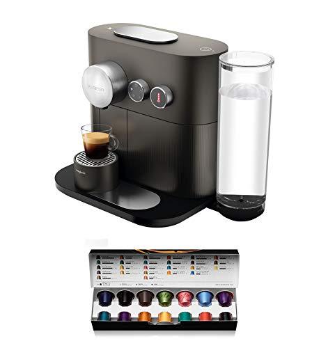 De'Longhi Nespresso EN 350.G Kaffeekapselmaschine (1,1 L, 1600 W, Bluetooth) anthracite grau