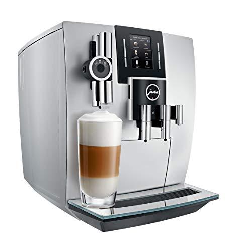 Jura J6 JE 15111 Kaffeevollautomat, Silber