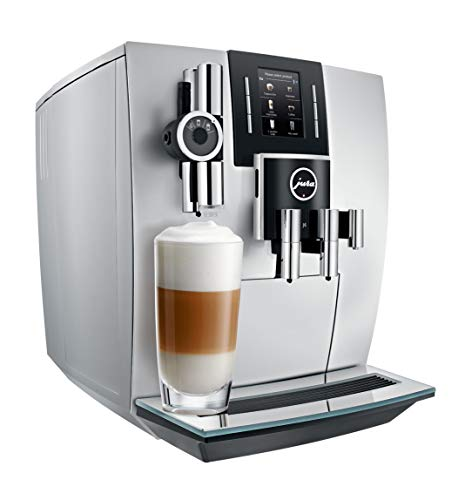 Jura J6 JE 15111 Volautomatische espressomachine, zilver