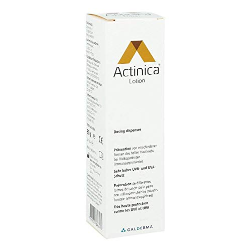 Actinica Lotion Dispenser 80 g