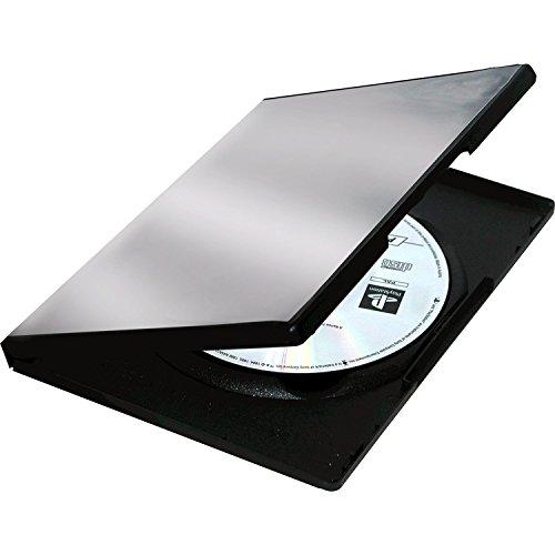 Fellowes Caixa DVD Slim 10un. - 9830201