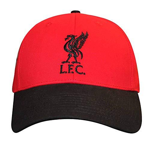 Gorra de béisbol oficial del Liverpool (Premier League) (100% algodón)