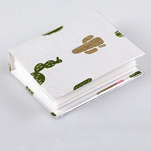 apromay Tuch 5 Zoll Kunststoff 200 Fotos 7 Zoll100 Fotos Schutzhülle Album, Seite einlegen Frische Fotoalbum GeschenkeK