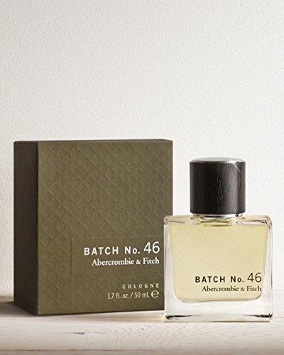 Abercrombie & Fitch Perfume BATCH No 46Eau de cologne 50ml