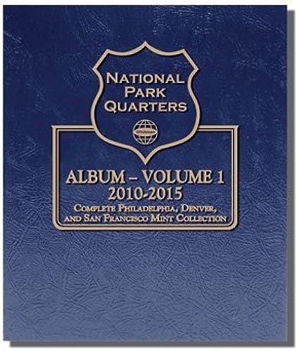 hasta un 65% de descuento National Park Album P-D&S Mints - Vol. 1 Whitman Whitman Whitman 3058 by Rare Coins  ventas en linea
