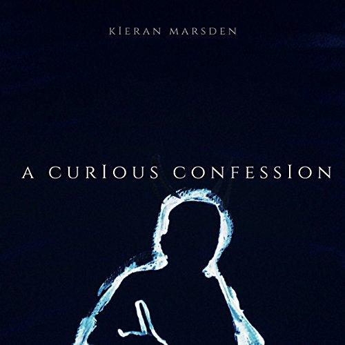 A Curious Confession audiobook cover art