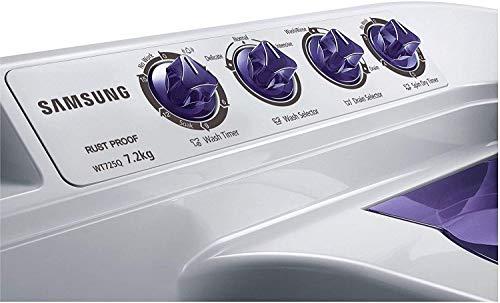 Samsung Semi-Automatic Top Loading Washing Machine