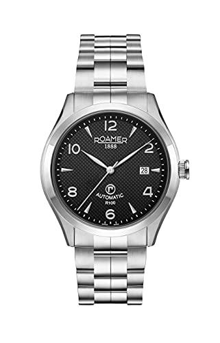 Roamer R-100 952660 41 54 60 - Reloj de pulsera automático