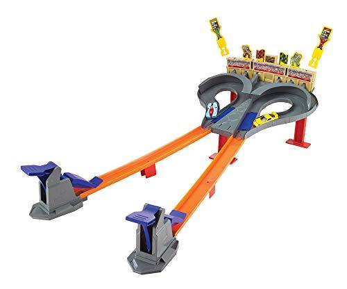 Image of Hot Wheels Super Speed Blastway Track Set [Amazon Exclusive]