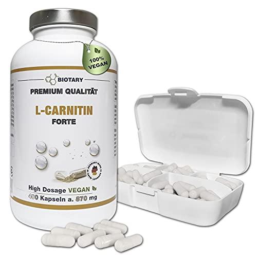 Biotary -  L-Carnitin, 400