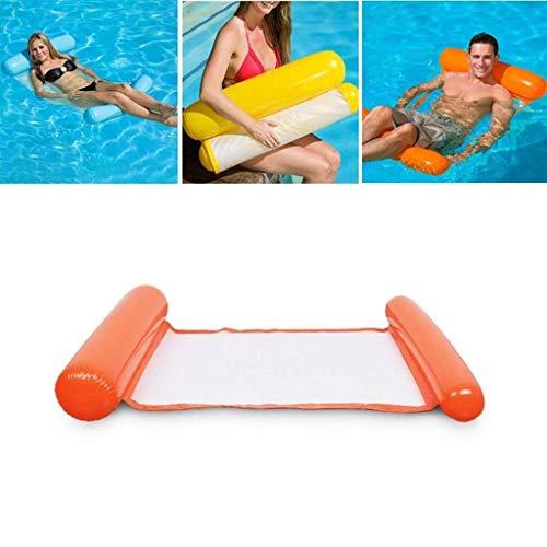 Zwembad Zwembad, Zwembad Zwembad Zwembad Zwembad Zwembad, Zwembad Opblaasbaar Lazy met 1 Pedaal lucht Pomp, Zomer Water Speelgoed Schattig