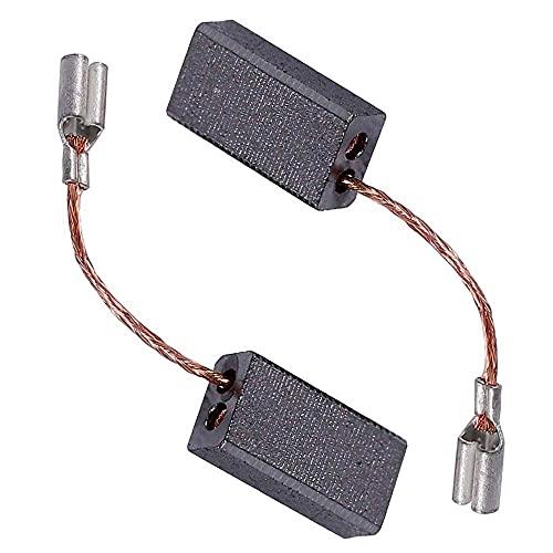 Kohlebürsten für Bosch PWS 700-115 5x8x15mm 1607014145 Geräte Nr. beachten