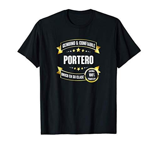 Regalos para PORTEROS - Portero EL UNICO Camiseta