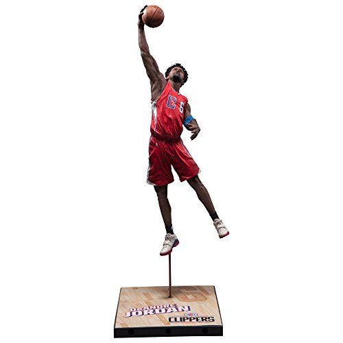 McFarlane Toys NBA Serie 29 Deandre Jordan Los Angeles Clippers Sammelfigur Actionfigur