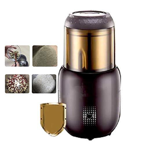 Molinillo de café Máquina de molienda eléctrica para el hogar Pulverizante Pulverizador Superfine Máquina de polvo Granos Sesame Grinder 300W 1pc amoladora