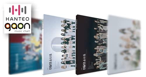 Loona Monthly Girl - & [A+B+C+D ver. Full Set.] (4th Mini Album) [Pre Order]...