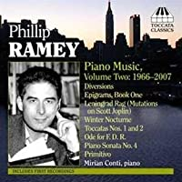 Piano Music 2: 1966-2007 by PHILLIP RAMEY (2008-06-10)