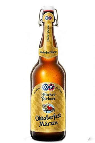 Hacker Pschorr Oktoberfestbier (1 x 2 l), inkl. 0,15 € Pfand, MEHRWEG
