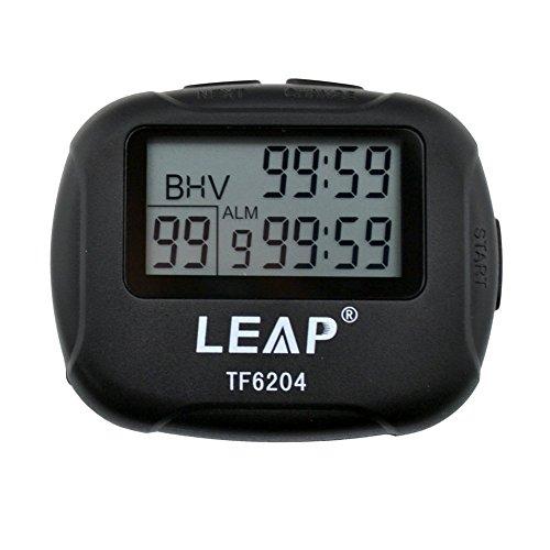 ATOPHK Intervalo Cronómetro Reloj LCD Digital Pantalla