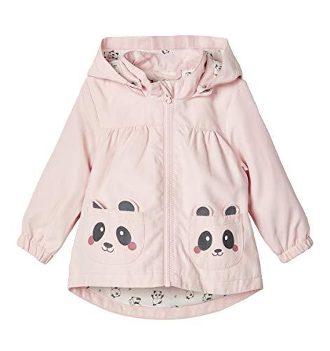 NAME IT Baby Mädchen Sommerjacke NBFMERLIE Jacket, Größe:68, Farbe:Lotus