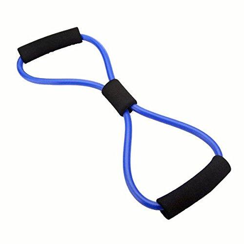 Tutoy Resistencia Bandas Tubo Fitness Musculación Ejercicios Yoga Tubos