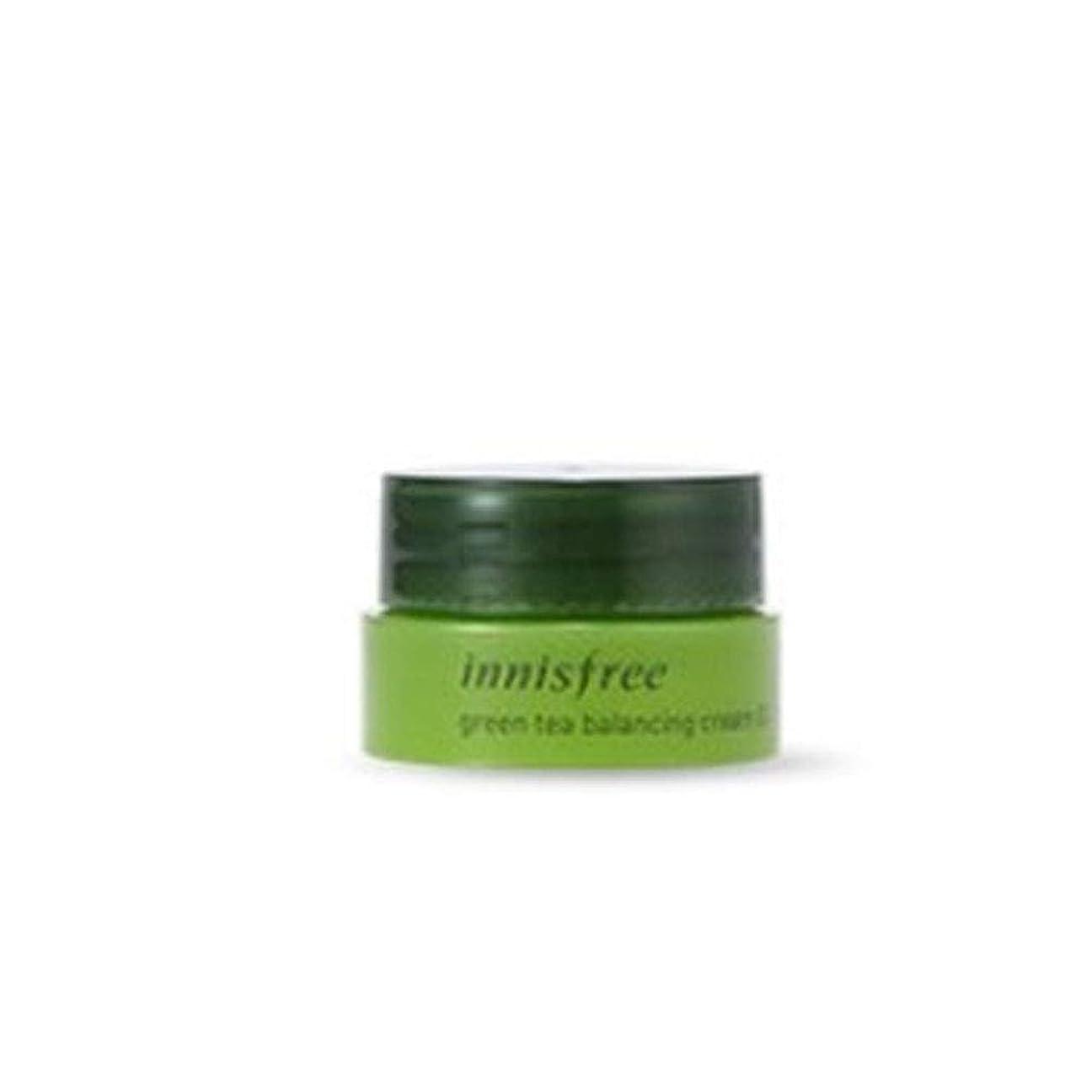 遠征非互換並外れてイニスフリーグリーンティーバランシングスキンケアセットの水分ケア韓国コスメ、innisfree Green Tea Balancing Skin Care Set Korean Cosmetics [並行輸入品]