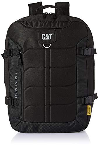 CAT 83430-01 Rucksack Cabin Cargo Millennial, SW, Schwarz, 38 x 22 x 62 cm