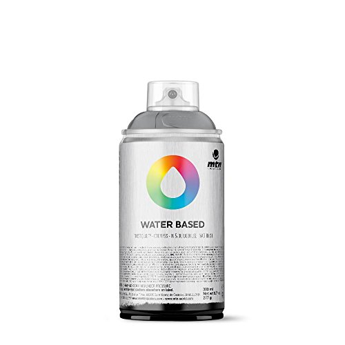 MTN Water Based 300 Spray Paint - WRV - Silver