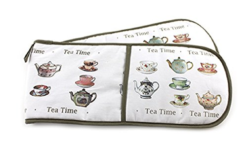Tea Time Double Oven Glove