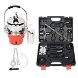 OCPTY Portable Pneumatic Air Pressure Kit Brake and Clutch Bleeder Valve System Kit Applicable for Most Cars