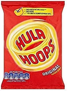 KP Hula Hoops Original Potato Rings (25 x 34G packs)
