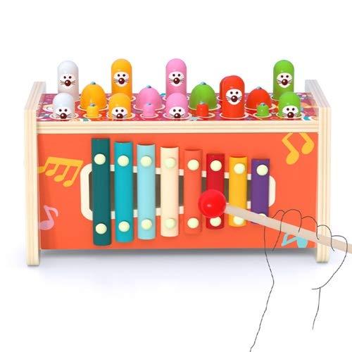 Lihgfw Baby-Angeln-Spielzeug, Gute Intelligenz und Brainstorming für Babys, frühkindliche Bildung für Jungen und Mädchen über 2 Jahre alt, Geburtstage, (Color : Multi-Colored)