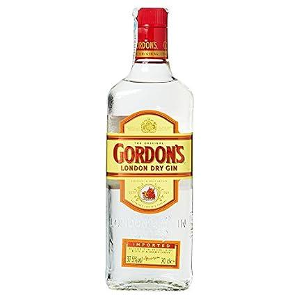 Gordon'S London Dry Gin 37.5º - 70 cl