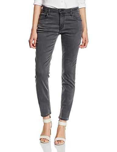 MUSTANG Damen Soft & Perfect Slim Jeans, Schwarz (Schwarz 480), W34/L30
