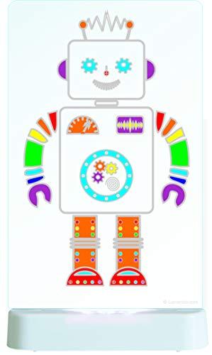 Aloka 3059 Colour and Shine Multifunktions-Nachtlicht für Kinder