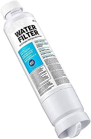 HAF-CIN//Exp QSSQ Sostituzione della Cartuccia del Filtro dellAcqua del Frigorifero Compatibile con Samsung DA29-00020B DA29-00020A 46-9101