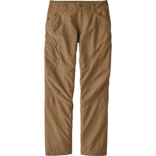 Patagonia M's Venga Rock Pants – Pantaloni da Uomo Marrone (Coriander Brown) 28W Regular