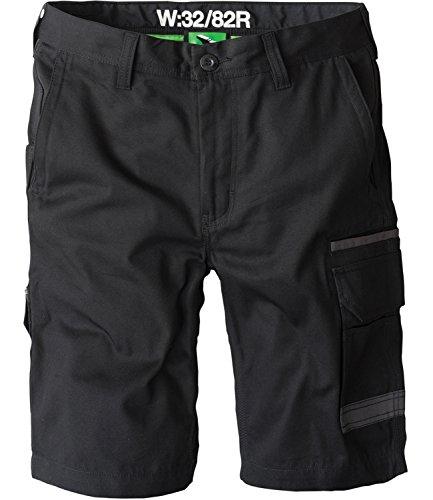 FXD Herren ws-1Duratech Arbeit Shorts schwarz schwarz 28 Waist