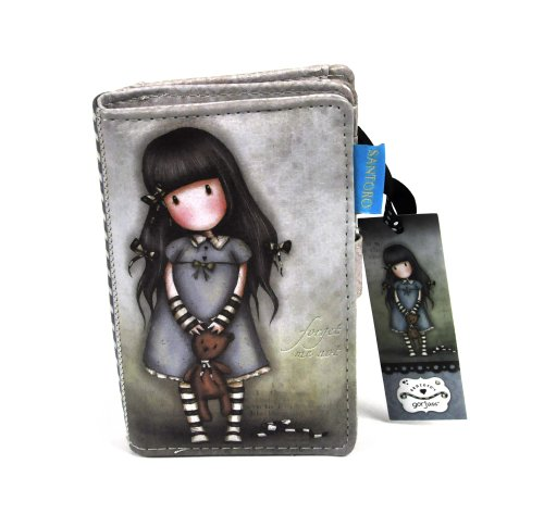 Forget Me Not - Medium Wallet By Gorjuss