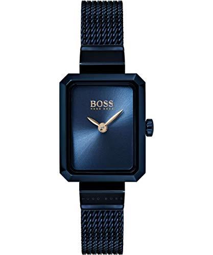 Hugo BOSS Reloj Analógico para Mujer de Cuarzo con Correa en Acero Inoxidable 1502433