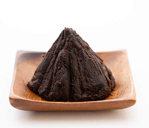 赤みそ 量り売り 1kg 袋入り 国産原料使用 無添加 長期熟成 麦入り赤味噌