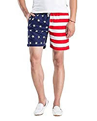 US Flag Shorts